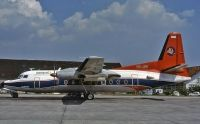Photo: Sempati, Fokker F27 Friendship, PK-JFF