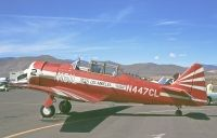 Photo: Untitled, North American Harvard, N447CL