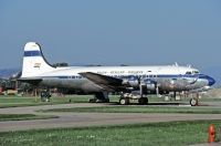 Photo: South African Airways, Douglas DC-4, ZS-BMH