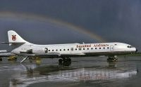 Photo: Istanbul Airlines, Sud Aviation SE-210 Caravelle, TC-ASA