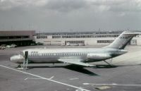 Photo: Trans Texas Airlines - TTA, Douglas DC-9-10, N1303T