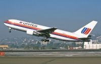 Photo: United Airlines, Boeing 767-200, N606US