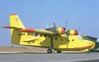 Photo: Securite Civile, Canadair CL-215, F-ZBDD