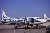 Photo: Republic Airlines, Convair CV-580, N968N