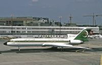 Photo: Cairo Charter and Cargo, Tupolev Tu-154, SU-OAC