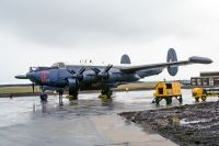 Photo: Royal Navy, Avro Shakleton, WR983