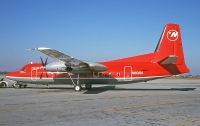 Photo: Northwest Airlines, Fokker F27 Friendship, N60AN
