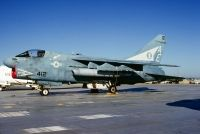 Photo: United States Air Force, LTV A-7 Corsair II, 158825