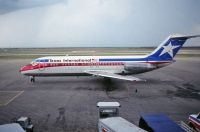 Photo: Texas International Airlines, Douglas DC-9-10, N1306T