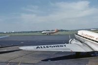 Photo: Capital Airlines, Vickers Viscount 700, N7444