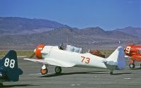 Photo: Untitled, North American T-6 Texan, N73RR