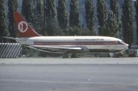 Photo: 1Time, Boeing 737-200