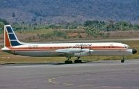 Photo: Cubana, Ilyushin IL-18, CU-T832
