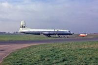 Photo: IAS Cargo Airlines, Bristol Britannia 310, G-ADVP
