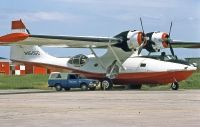 Photo: Untitled, Consolidated Vultee PBY-5 Catalina, N9505C