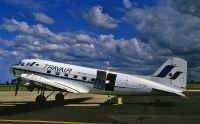 Photo: Travair, Douglas C-47, VH-SBL