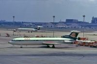 Photo: BEA - British European Airways, Hawker Siddeley HS121 Trident, G-AWZK