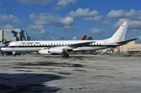 Photo: The Quiet DC8, Douglas DC-8-62, N801BN