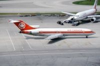 Photo: Air Canada, Boeing 727-200, C-GYNG