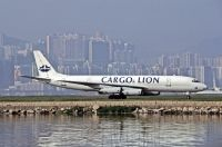 Photo: CARGO Lion, Douglas DC-8-62, LX-TLA
