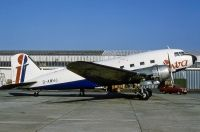 Photo: Intra Airways, Douglas DC-3, G-AMHJ