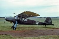 Photo: Luftwaffe, Fiesler FI-156 Storch, VDTD