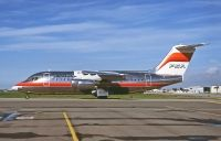 Photo: PSA - Pacific Southwest Airlines, British Aerospace BAe 146-100, N185US