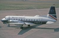 Photo: British Airways, Hawker Siddeley HS-748, G-ATMJ