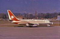 Photo: Air Algerie, Boeing 737-200, 7T-VED