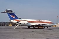Photo: Airways International Cymru, BAC One-Eleven 400, G-AXMU