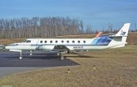 Photo: Air Virginia, Fairchild-Swearingen SA-226AT Metroliner, N103GS