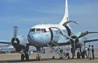 Photo: SASA, Convair CV-440, T-A