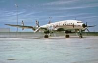 Photo: Trans World Airlines (TWA), Lockheed Constellation