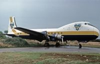 Photo: Pauling, Aviation Traders ATL-98 Carvair, G-AREK