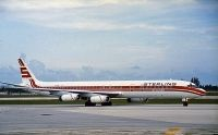 Photo: Sterling European Airlines, Douglas DC-8-63, OY-SBL