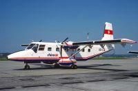 Photo: Rhine Air, GAF Nomad, HB-LIB