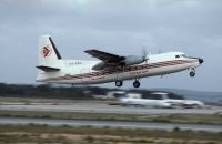 Photo: Air Algerie, Fokker F27 Friendship, 7T-VRJ