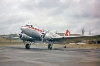 Photo: Swiss Air Lines, Douglas DC-3, HB-IRX