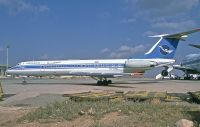 Photo: Syrian Air, Tupolev Tu-134, YK-AYD
