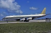 Photo: Northeastern, Douglas DC-8-50, N801EV