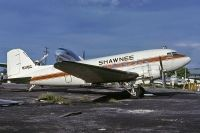 Photo: Shawnee Airlines, Douglas DC-3, N11BC