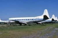 Photo: Untitled, Vickers Viscount 700, N7411