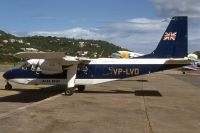 Photo: Air BVI, Britten-Norman BN-2B Islander, VP-LVD