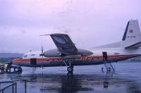 Photo: Braathens S.A.F.E., Fokker F27 Friendship, LN-SUW