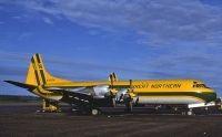 Photo: Great Northern Airlines, Lockheed L-188 Electra, N405GN