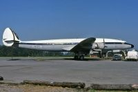 Photo: Winkeys Fish, Lockheed Super Constellation, N4247K
