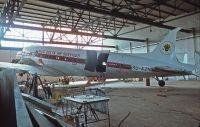 Photo: Nile Delta Air Services, Douglas DC-3, SU-AZN