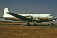 Photo: Air Tchad, Douglas C-54 Skymaster, TT-EAF