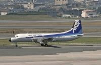 Photo: Air Nippon - ANK, NAMC YS-11, JA8726