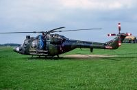 Photo: Royal Army, Westland Lynx, XZ222